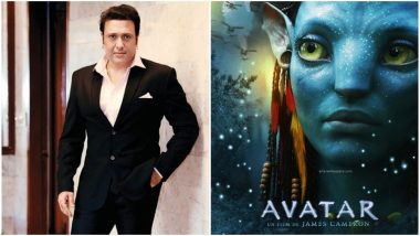 Govinda Reveals He Rejected James Cameron's Avatar But Suggested the Movie's Title to Him