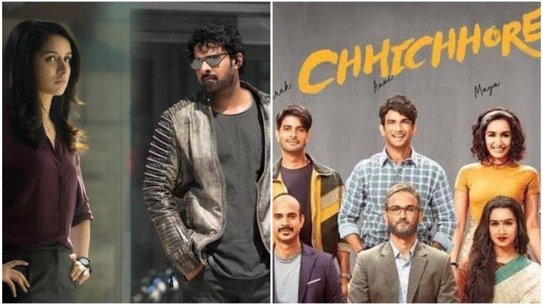 It's Shraddha v/s Shraddha! Saaho to Clash with Chhichhore on August 30, 2019