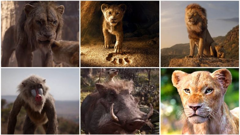 The Lion King Remake Ranking All The Main Characters In Jon