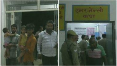 Uttar Pradesh: 12 Children Fall Ill After Consuming Milk Mixed With Cannabis at Hapur Temple