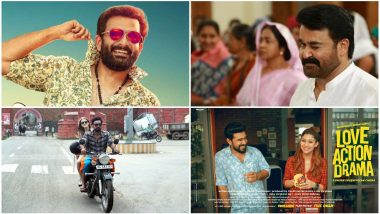 Onam 2019: Mohanlal's Ittymaani, Prithviraj Sukumaran's Brother's Day, Nayanthara's Love Action Drama – 6 Malayalam Films Touted to Release During the Festival, Vote for Your Favourite!