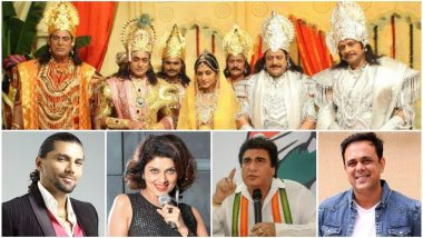 Mahabharat Returns To DD Bharati: From Raj Babbar to Sumeet Raghavan, 7 Popular Actors You Didn't Know Were a Part of the Iconic Show