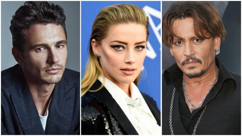 James Franco's Name Gets Embroiled in Johnny Depp and Amber Heard's Legal Drama - Read Details