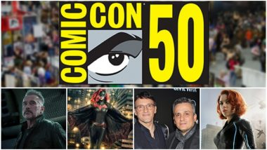 San Diego Comic-Con 2019: From Marvel's Phase 4 Projects to the Russo Bros Panel, 7 Events We Are Too Excited About!