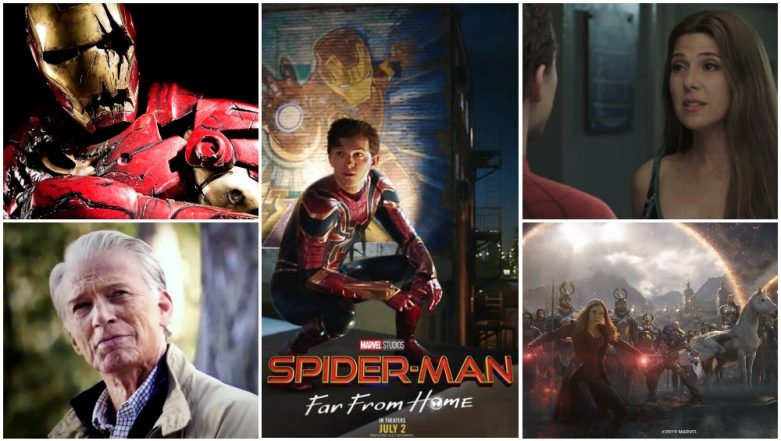 Spider-Man: Far From Home: 10 Revelations and Hints Tom Holland's Film Makes About Avengers: EndGame, Captain Marvel and the Future of MCU (SPOILER ALERT)
