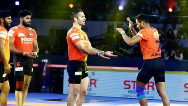 PKL 2019 Today's Kabaddi Matches: Day 3 Schedule, Start Time, Live Streaming, Scores and Team Details of July 22 Encounters in VIVO Pro Kabaddi League 7