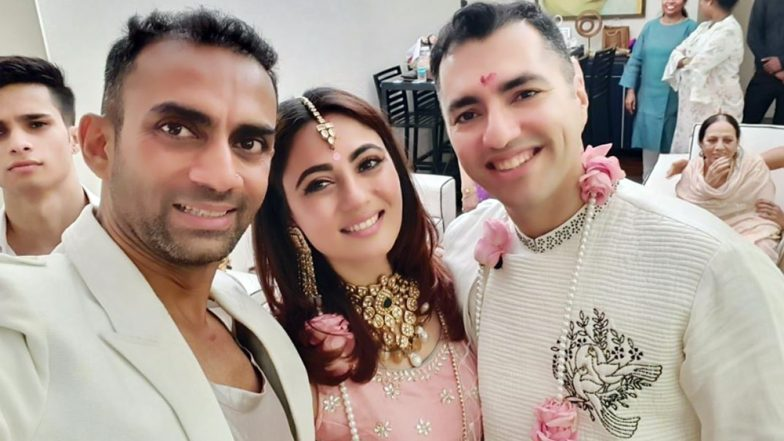 Kyunki Saas Bhi Kabhi Bahu Thi and I Hate Luv Storys Actress Pooja Ghai Ties The Knot For The Second Time!