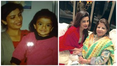 Madhu Chopra Blesses Our Timeline with a Childhood Picture of Priyanka Chopra