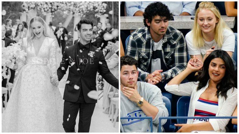 Priyanka Chopra Wishes Sophie Turner-Joe Jonas for Their Wedding, Says 'Truly the Happiest People I Know'