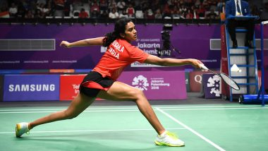 Thailand Open 2019: PV Sindhu Aims to Get Back to Winning Ways