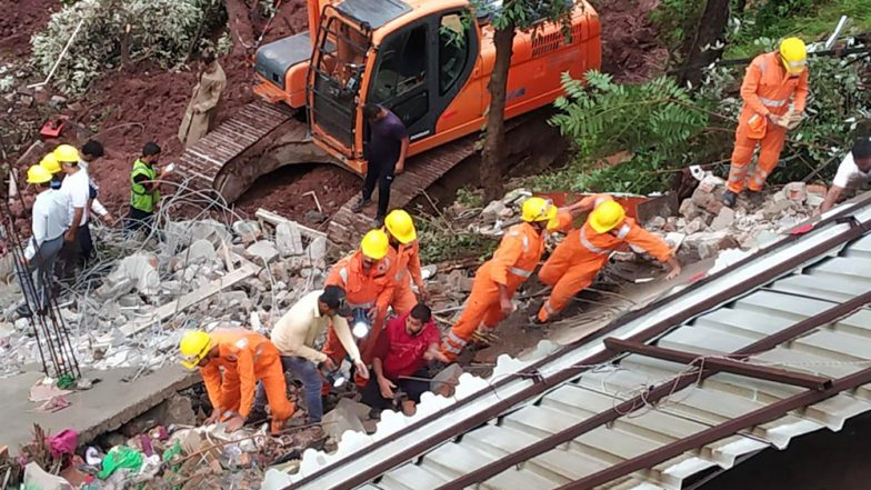 Himachal Pradesh Building Collapse: 13 Soldiers Among 14 Dead in Solan's Kumarhatti, All People Trapped Pulled Out