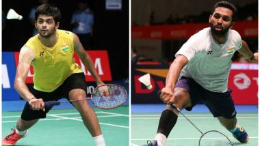 Indonesia Open 2019: Indian Shuttlers Sai Praneeth, Prannoy Kumar Crash Out in First Round