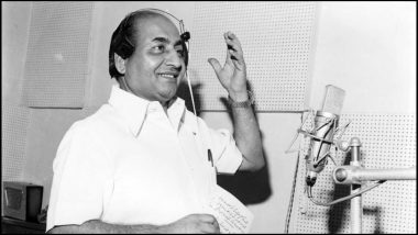 On Mohammed Rafi's 39th Death Anniversary, 10 Songs by the Legendary Singer That We Still Swear By