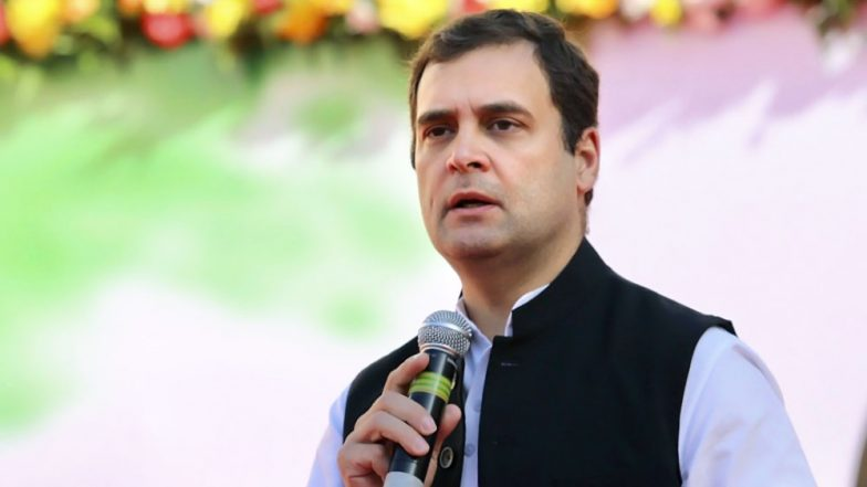 Rahul Gandhi Writes to PM Narendra Modi, Requests For Long-Term Strategy For Flood Hit Wayanad