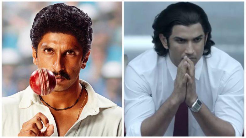 Ranveer Singh as Kapil Dev or Sushant Singh Rajput as MS Dhoni: Who Looks More Convincing? Vote Now