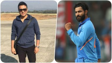 'Ravindra Jadeja Does Not Know English,' Says Sanjay Manjrekar to a Netizen, Twitter User Leaks Alleged Chat With Former Cricketer