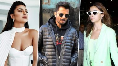 Priyanka Chopra Birthday: Alia Bhatt, Anil Kapoor and Other B-Town Celebs Shower Love on Desi Girl (Read Tweets)