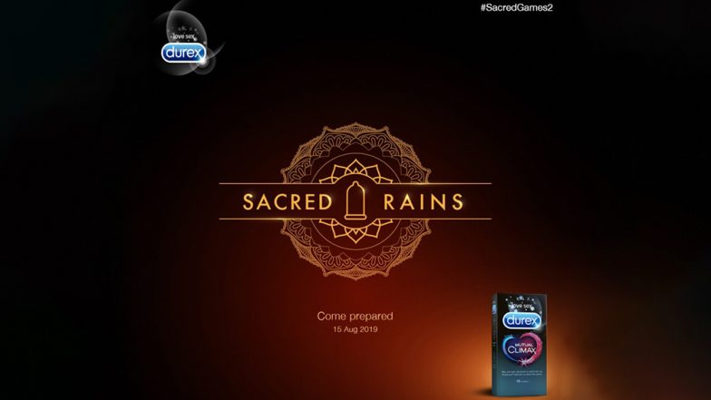 Sacred Games 2: Durex India Makes the Best Use of Bunty's Popular 'Chhatri' Reference in a Hilarious Post