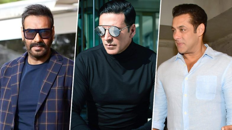 Akshay Kumar Beats Salman Khan, Ajay Devgn and Others to Be the Only Indian Actor to Feature on Forbes' Annual Highest-Paid Celebrities List
