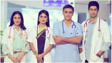 Sanjivani Reboot: Surbhi Chandni Uses Fun Snapchat Filters on Co-Stars Rohit Roy and Sayantani Ghosh and It's Damn Hilarious (Watch Videos)