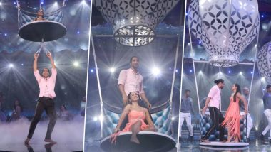 Nach Baliye 9: Season 8's Sanam Johar and Abigail Pande's Premiere Performance in A Hot Air Balloon Is One To Watch Out For!