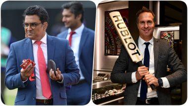 Sanjay Manjrekar Blocks Michael Vaughan After Twitter War Over Ravindra Jadeja Goes Ugly