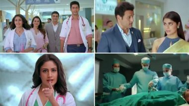 Sanjivani 2: Surbhi Chandna and Namit Khanna's Show Gets a Charming Musical for a Trailer (Watch Video)