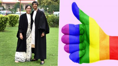 Section 377 Lawyers Arundhati Katju and Menaka Guruswamy Reveal They Are a Couple, Internet Hearts Their Story