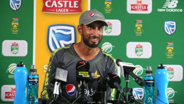 Shan Masood Likely to Replace Sarfaraz Ahmed As Pakistan Cricket Team's Test Captain