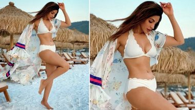 Maaya Actress Shama Sikander Is Flaunting Her Toned Figure in a Sexy White Bikini (View Pic)