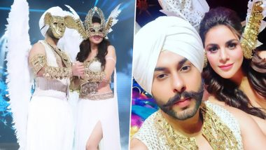 Nach Baliye 9: Shraddha Arya Reveals That Her Baliye Alam Makkar Is Her Current Beau And Not Her Ex!