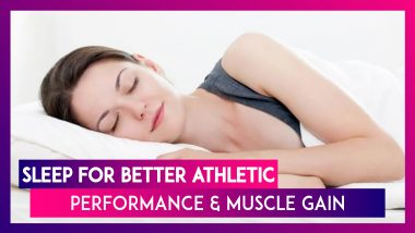 Sleep and Athletic Performance: How Naps Can Improve Muscle Development, Fat Loss and Recovery