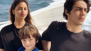 Gauri Khan Shares a Lovely Picture of Suhana Khan, AbRam and Aryan Khan from Their Maldives Vacay and We Wish Shah Rukh Khan Was a Part of It Too!