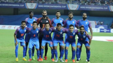 FIFA Rankings July 2019: India Drops by Two Places, Myanmar Climbs Three Spots