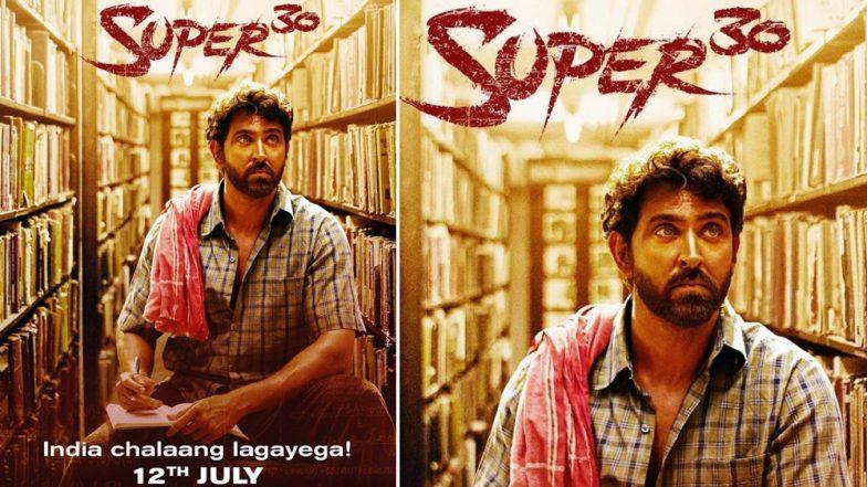 Super 30 Movie: Review, Cast, Box Office, Budget, Story, Trailer, Music of Hrithik Roshan, Mrunal Thakur Film