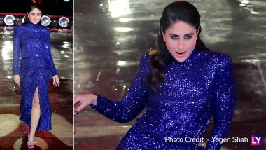 Dance India Dance 7: Kareena Kapoor Khan's Sizzling Moves on 'Raat Ka Nasha' Song are Sure to Leave You Wanting for More (View Pics)