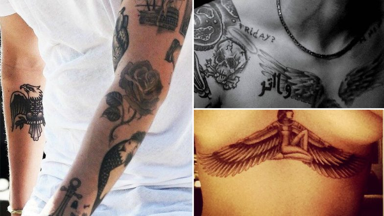 National Tattoo Day 2019: Best Celebrity Tattoos and the Stories Behind Them