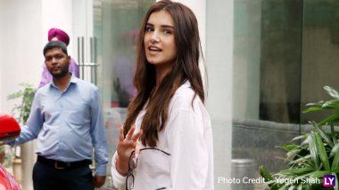 Tara Sutaria Will Start Shoot for Hindi Remake of 'RX100' in October