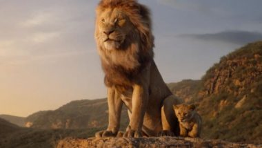 'The Lion King' Collection Day 1: Film Earns Rs. 13.17 Crore in India