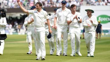 ENG vs IRE One-Off Test Series 2019, First Innings: Tim Murtagh Rips England Batting Line Up With Five Wickets as Hosts Get Bundled out on 85