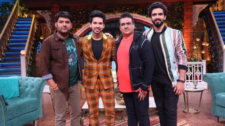 The Kapil Sharma Show: Mallik Family Armaan, Amaal and Father Daboo Grace The Show!