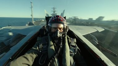 Top Gun Maverick: Tom Cruise Flies a Discontinued F-14 Tomcat Aircraft That Was Used in the First Film