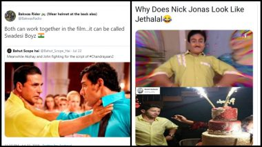 From Akshay Kumar to Nick Jonas, 27 Best Jokes That Twitter Cracked on Bollywood in July
