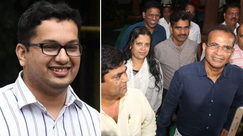 Goa Political Chaos: 10 Congress MLAs Join BJP, Late CM Manohar Parrikar's Son Says No Trust and Commitment Left in BJP After His Father's Demise