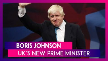 Boris Johnson Wins Conservative Party Leadership Post, To Be UK's New PM
