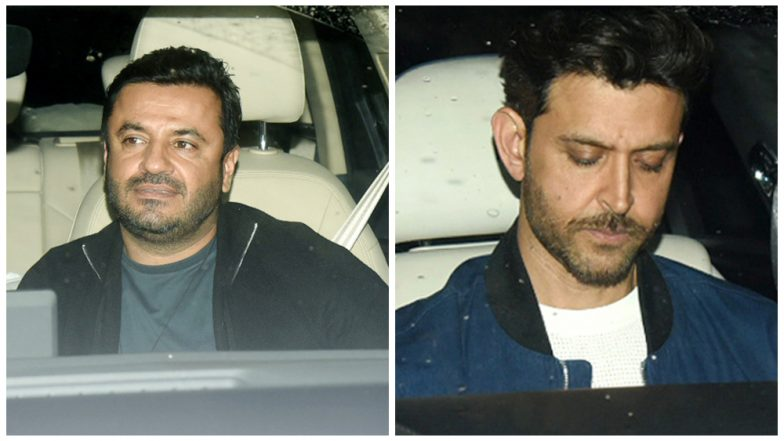 Vikas Bahl Attends Super 30 Screening with Hrithik Roshan Post Getting a Clean Chit in Sexual Harassment Allegation