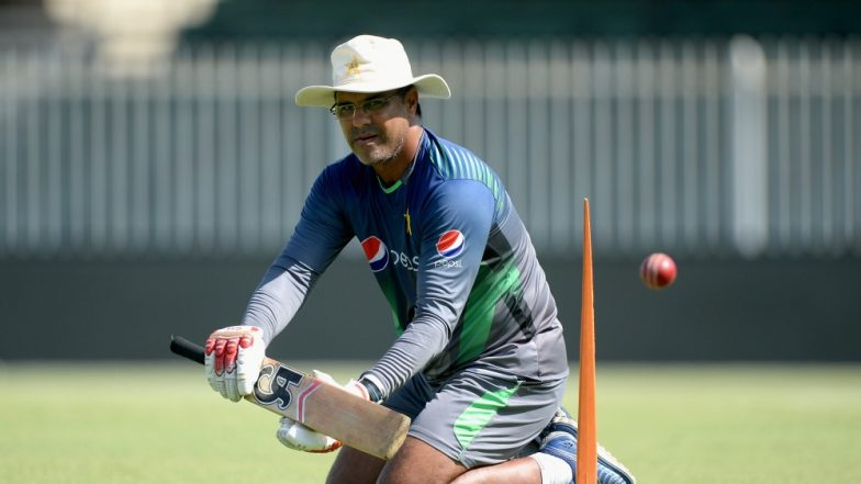 Waqar Younis to Quit Social Media After Hacker Liked Obscene Video Clip from His Twitter Handle