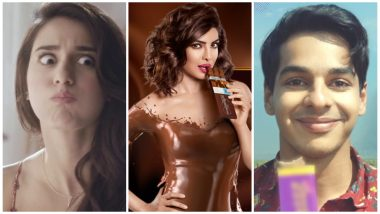 World Chocolate Day: When Disha Patani, Priyanka Chopra, Ishaan Khatter Made Us Crave for Chocolates with Advertisements – Watch Video