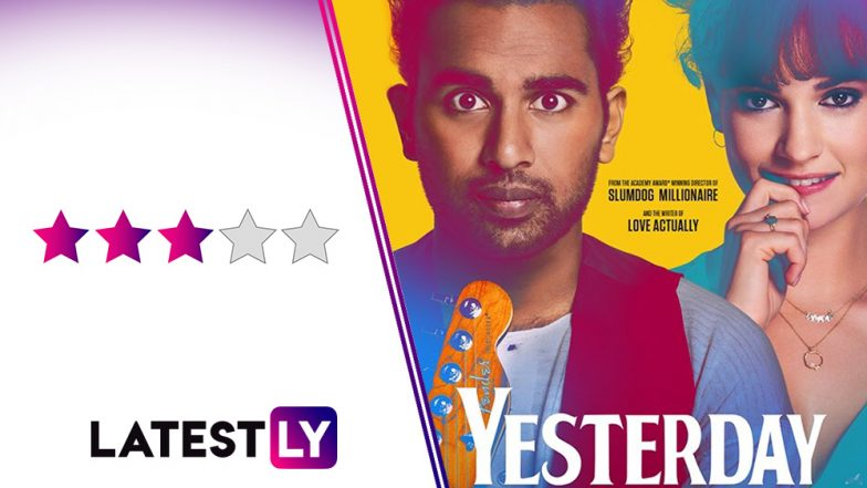 Yesterday Movie Review: Himesh Patel And Lily James Starrer Is A Cute Fantasy Romcom But Lacks The Overwhelming Beatlemania One Expects