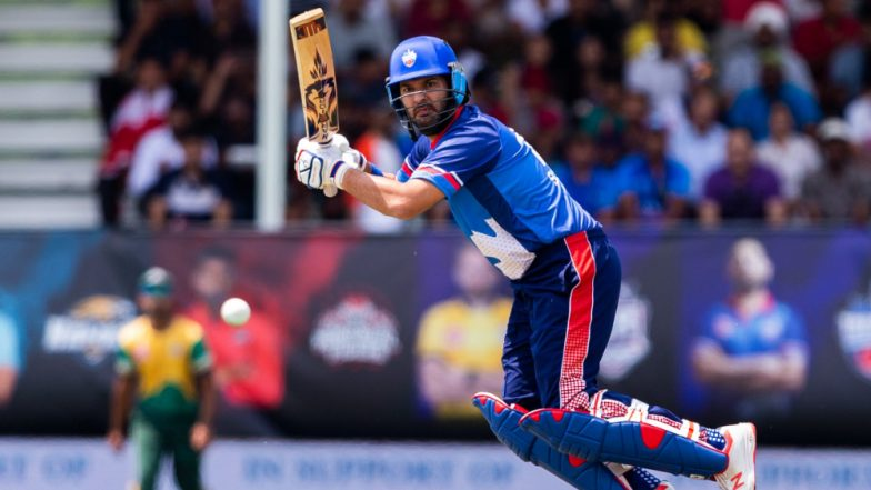 Live Cricket Streaming of Montreal Tigers vs Toronto Nationals Global T20 Canada 2019 Match: Check Live Cricket Score, Watch Free Telecast on Star Sports and Hotstar Online